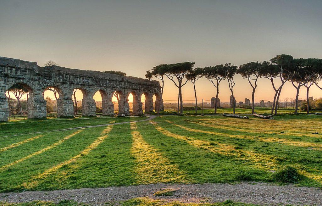 roman parks